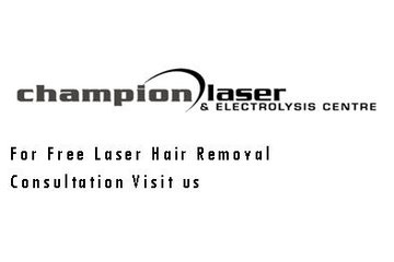 Champion Laser & Electrolysis Centre