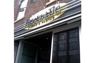 Pizzédélic à Montréal