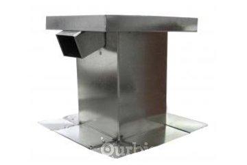 Menzies Metal Products à Surrey: Menzies Metal Products Flashings Retro box