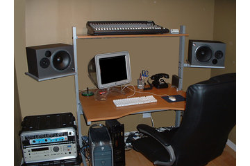 Mix Media Productions Inc in Burnaby: Recording Studio