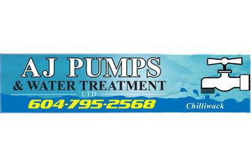 AJ Pumps & Water Treatment in Chilliwack