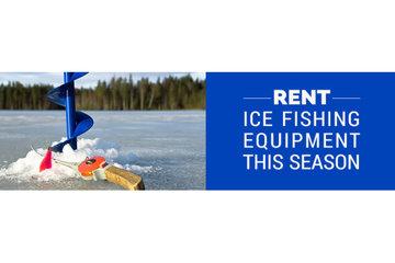 Lake winnipeg ice fishing hut rentals 50 grand marais mb for Lake winnipeg fishing report